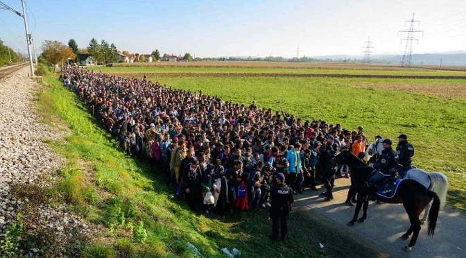 """Zeman: """"E' invasione organizzata, verrà momento di usare esercito"""""""