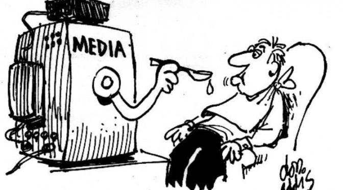 LA GRANDE FIGURA DI MERDA DEI MEDIA