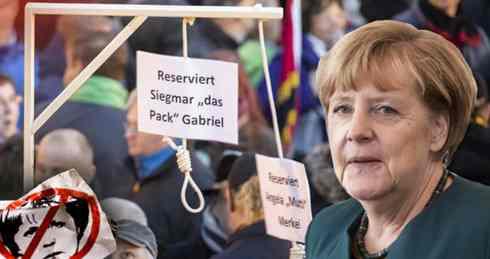 Ex Germania: 409.000 clandestini entrati nell'ultimo mese
