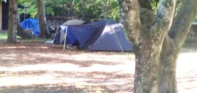 Pordenone: il parco pubblico è una tendopoli di clandestini