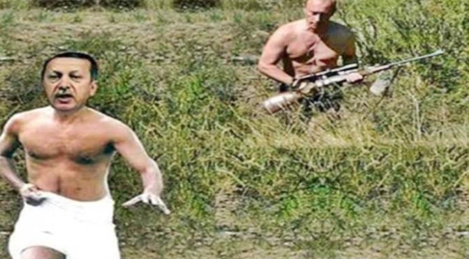 Putin: 'Meglio che non lo veda….'