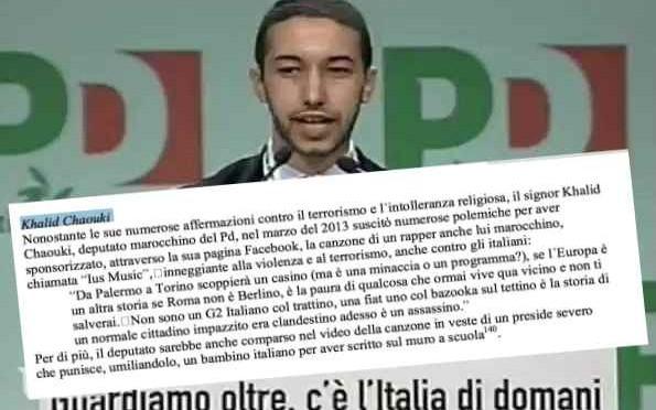 Chaouki, il Marocchino del PD è presidente Grande moschea di Roma