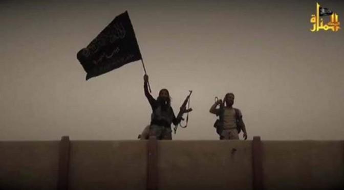 Cecchini di ISIS sorpresi alle spalle – VIDEO