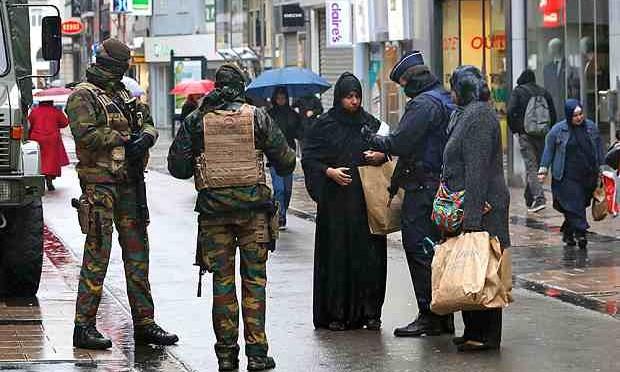 Bruxelles: il nome più comune è Mohamed
