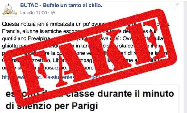 Il blog del PD scusa anche i fans delle stragi di Parigi