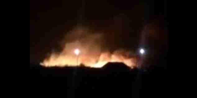 Vendetta: patrioti assaltano campo clandestini a Calais – VIDEO
