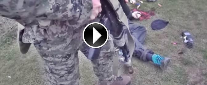 Ecco che fine fanno 3 terroristi islamici in Russia – Video