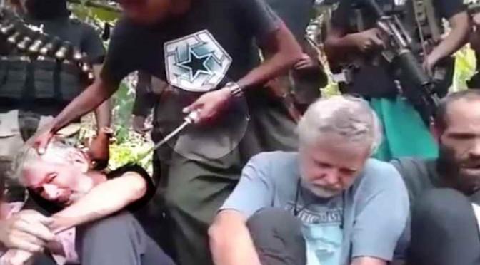 """ISLAMICI: """"Pagateci riscatto o li sgozziamo"""" – VIDEO CHOC"""