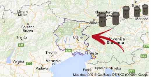 Friuli, un drone andrà a caccia di clandestini – VIDEO