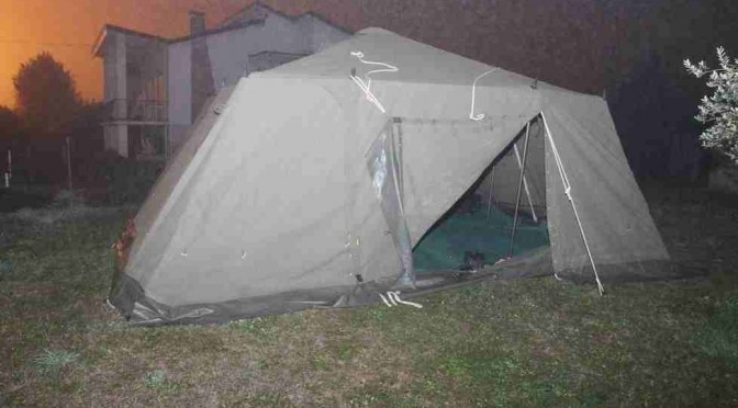 Gorizia invasa: Preti allestiscono tendopoli per islamici, hanno finito gli attici