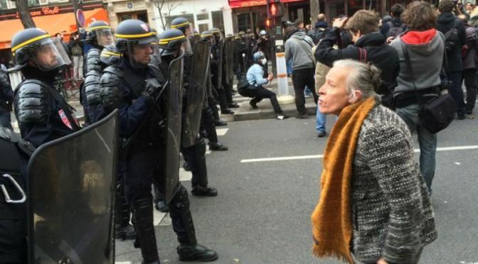 A Parigi mancavano i cazzari del clima