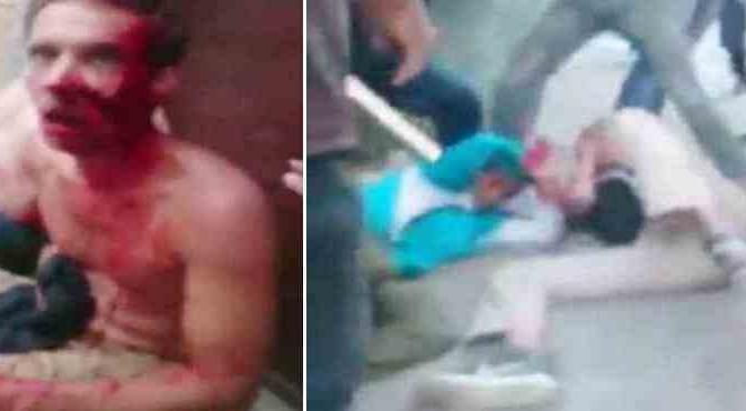 Massacrati a coltellate da marocchini – VIDEO CHOC