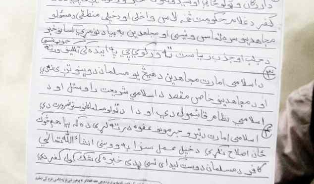Con queste false lettere di minacce da Talebani, Renzi trasforma i clandestini in profughi