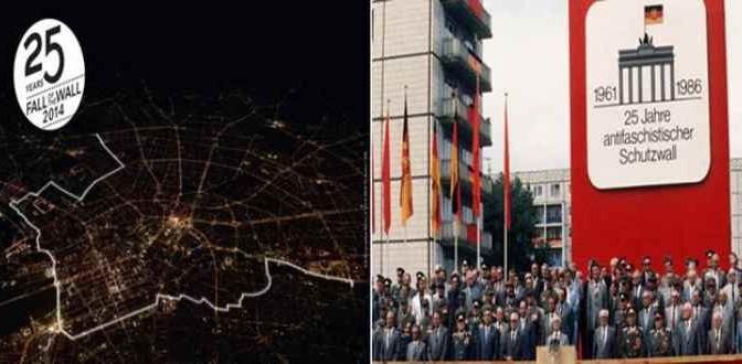 Il muro di Berlino ci proteggeva, e non lo sapevamo
