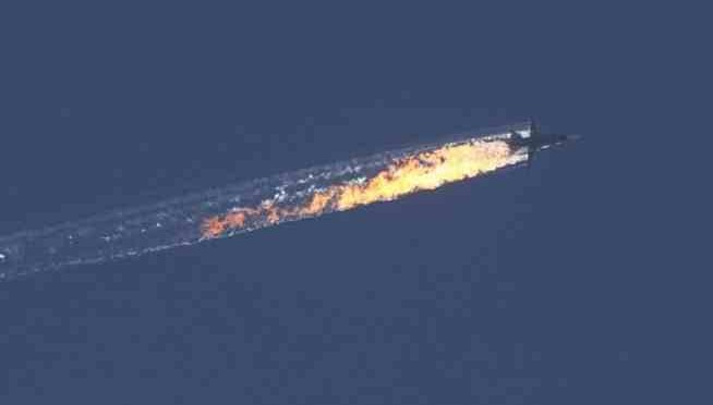 Pioggia di fuoco russo su ISIS – VIDEO