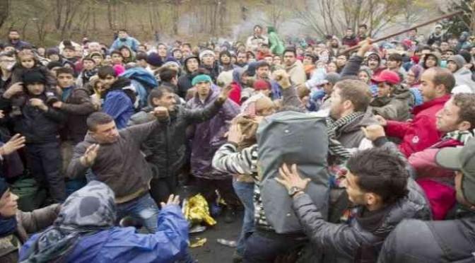 "Politico tedesco: ""Siamo su orlo guerra civile"""