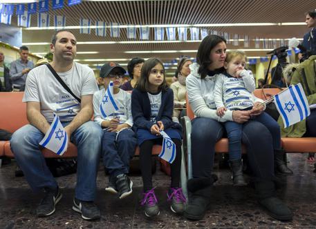 Israele: record ritorno di Ebrei nel 2015, 30 mila in un anno