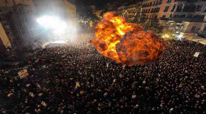 Terroristi islamici arrestati preparavano strage Capodanno in piazza