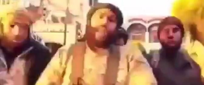 Terroristi islamici arrostiti in diretta TV: questo è il momento preciso – VIDEO