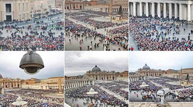 Giubileo Flop: Bergoglio apre le porte, ma Piazza San Pietro è semivuota – FOTO