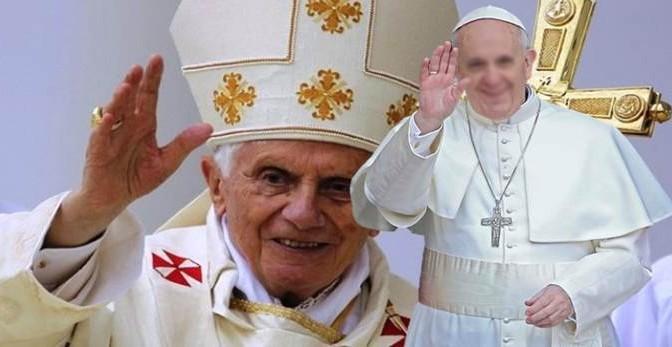 """CONSIGLIERE RATZINGER: """"BERGOGLIO NON CAPISCE, ISLAM NON E' RELIGIONE DI PACE"""""""