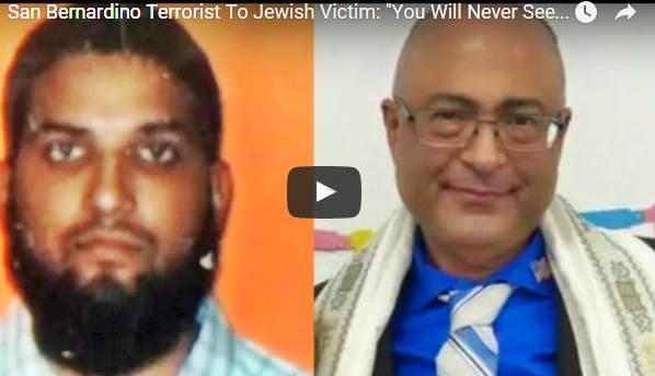 """Terrorista islamico a Ebreo prima di ucciderlo: """"Non vedrai mai Israele"""" – VIDEO"""