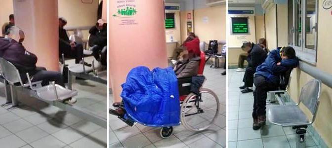 TORINO: AFRICANI IN HOTEL, ITALIANI ALL'ADDIACCIO FINISCONO A PRONTO SOCCORSO