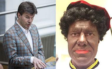 Ministro belga accusato di 'razzismo' per travestimento di Natale
