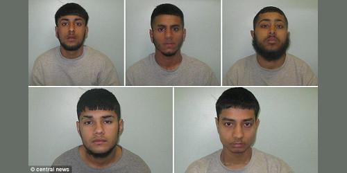 Gang di immigrati islamici andava a caccia di 'uomini soli' da massacrare – VIDEO