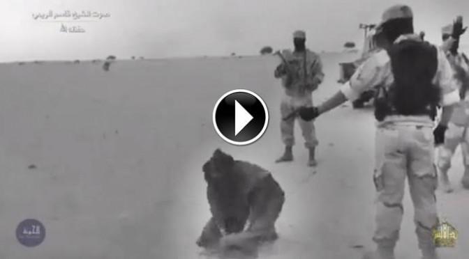 """Islamici """"giustiziano"""" due spie 'francesi' – VIDEO"""