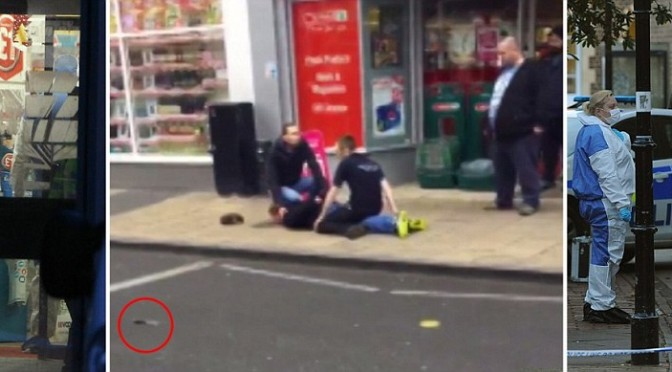 Altro tentativo di sgozzamento in Inghilterra – VIDEO – FOTO