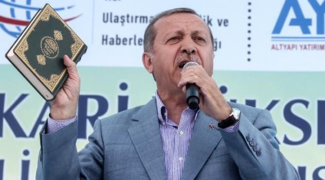 Erdogan incita Turchi residenti in Germania alla rivolta elettorale