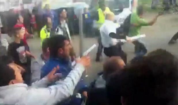 Profughi violenti: ondata di rivolte in Germania