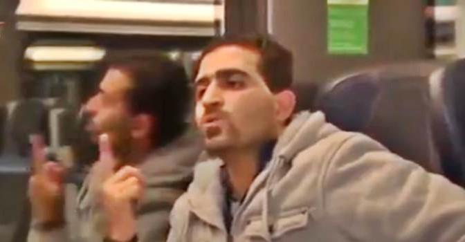 """Profugo siriano: """"Sono qui per convertirvi a Islam"""" – VIDEO"""