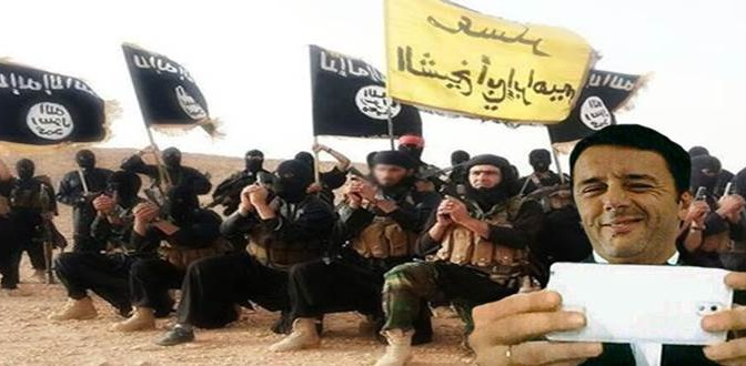 """Francia accusa: """"Governo italiano fa sbarcare terroristi islamici"""""""