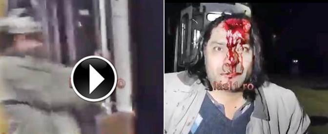 Rom va fuori di testa su metro: ecco cosa succede – VIDEO