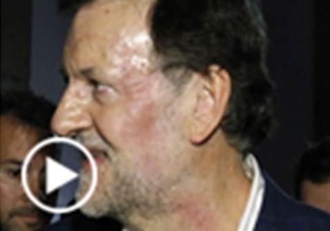 Spagna: premier aggredito e preso a schiaffi – VIDEO