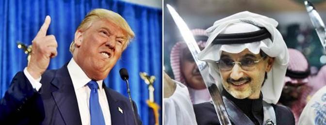 Trump vuole embargo contro Arabia Saudita, no Russia