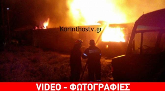 Profughi devastano centro accoglienza: letti incendiati, lancio pietre