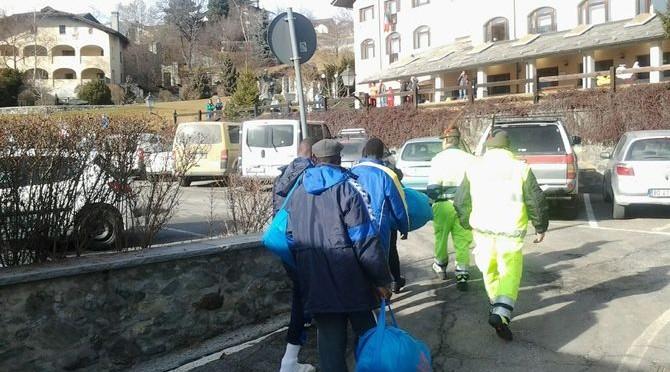 Oltre 400 finti profughi in villeggiatura tra le montagne valdostane