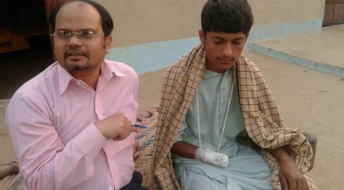 Ragazzino islamico si auto-amputa per blasfemia: storia da leggere