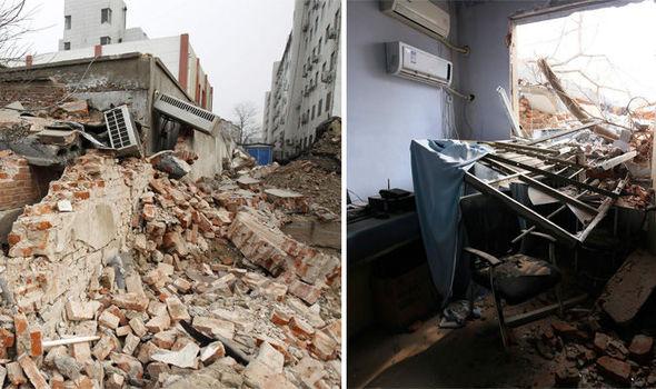 Cina: demoliscono ospedale con pazienti dentro