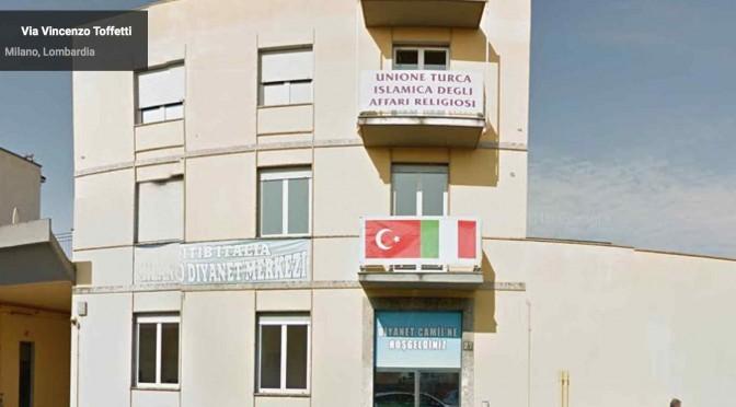 Islam turco si espande in Italia: sede a Milano – FOTO