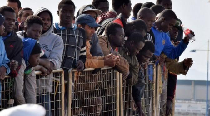 Emergenza profughi molesti a Verona