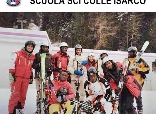 Profughi in Trentino: dopo lo sci, arriva il basket