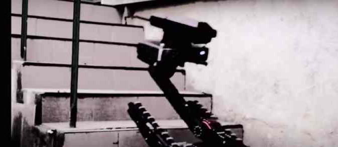 Il nuovo robot militare russo