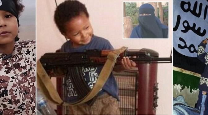 Ius Soli: Il nuovo piccolo boia islamico è nato e cresciuto a Londra