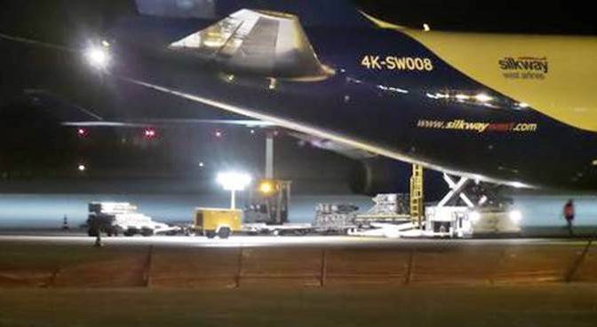 Rolex in cambio di bombe: nuovo carico verso Arabia Saudita