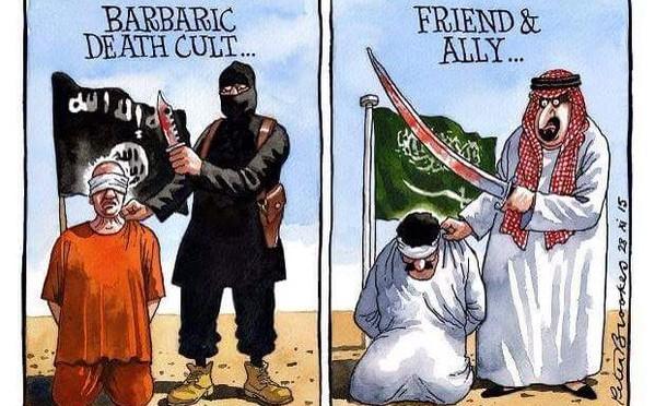 "Principale Imam saudita: ""Noi e ISIS pensiamo le stesse cose"""