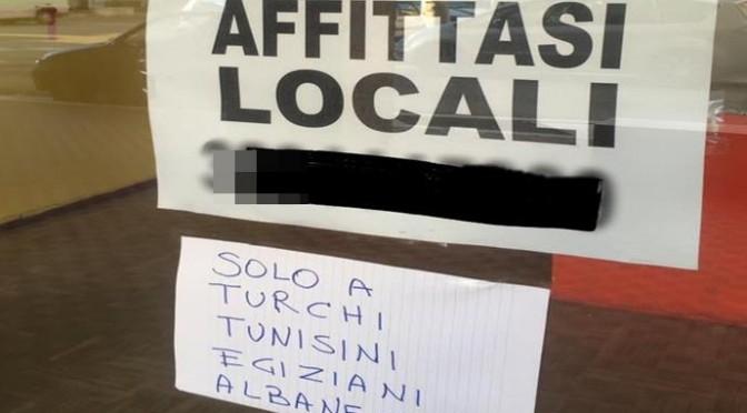 Accade in Italia: gli italiani sono discriminati?